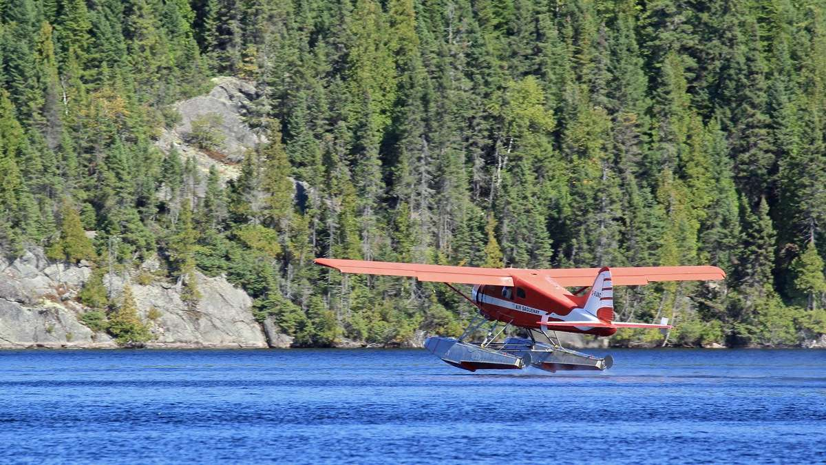 En D.H.C. Beaver au dessus du Québec.  FIN le 05/03/2015 - Page 2 Img_6329