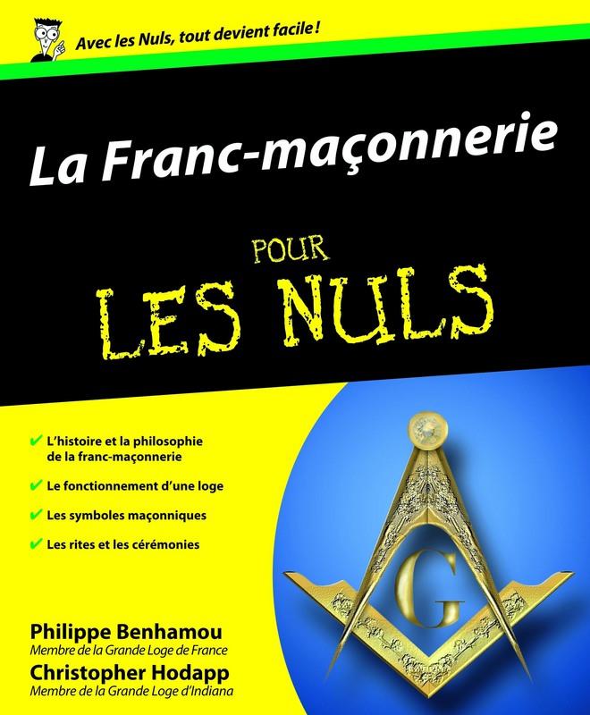 La Franc Maçonnerie pour les Nuls 97827510