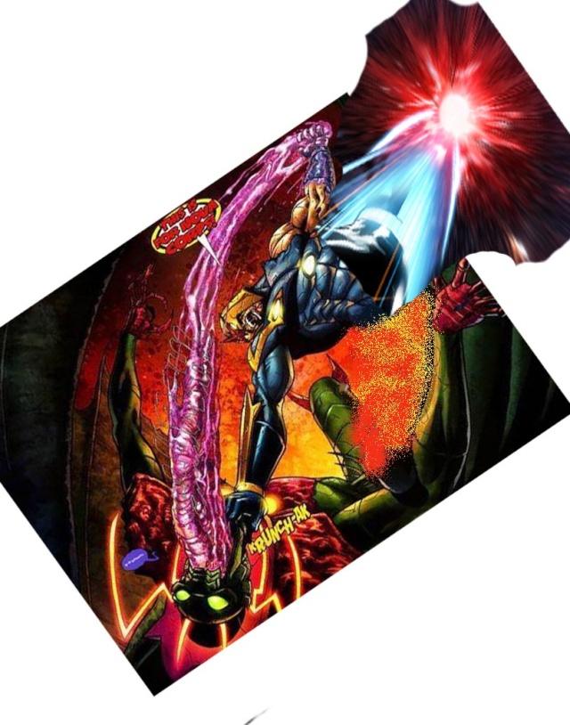 """Annihilation """"nova vs annihilus"""" Nova_m10"""