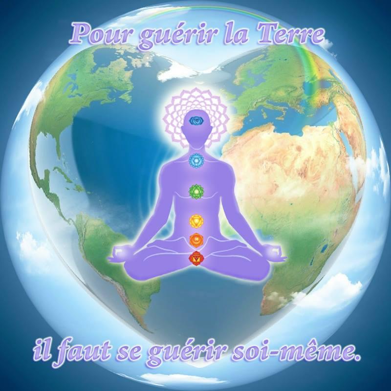 méditation JE SUIS l'UN avec Jean HUDON 20pour10