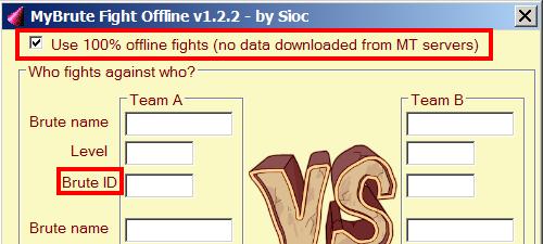 [RELEASE] MyBrute Fight Offline A83