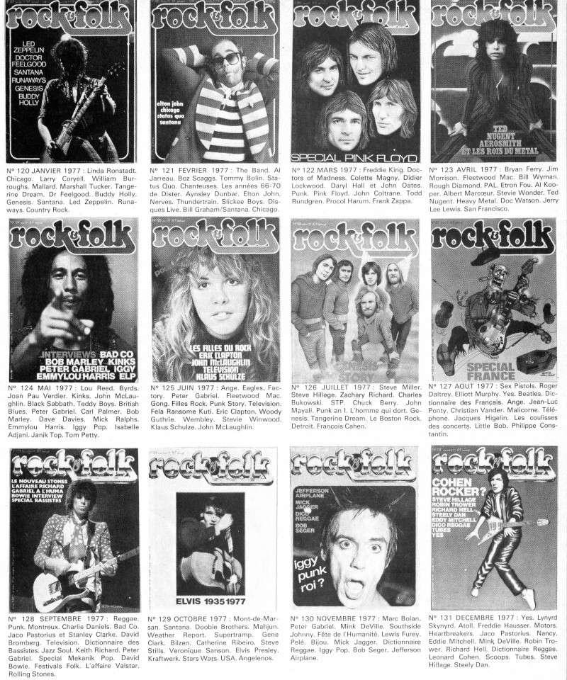 retro Rock et Folk 197710
