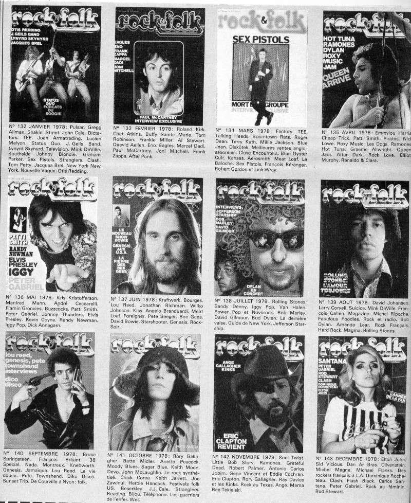 retro Rock et Folk 197810