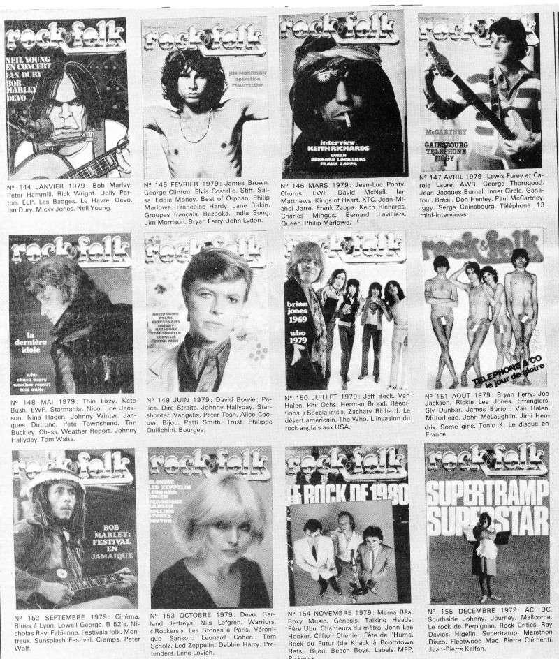 retro Rock et Folk 197911