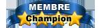 Membre champion