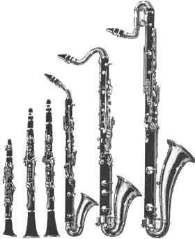 L'histoire des instruments Clarin11