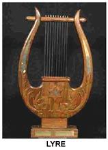 L'histoire des instruments Lyre10