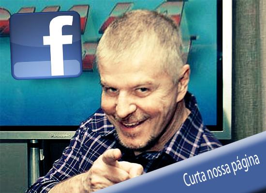 Página do fórum no Facebook Tldc10