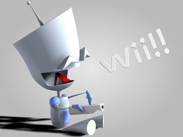 Wii like to play games Wii10