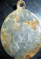 """Médaille trouvée en Vendée (Médaille """"Rue du Bac"""") Medail11"""