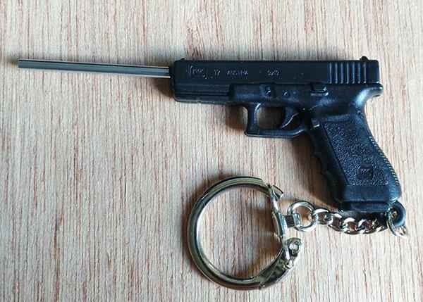 Outil Glock porte-clé Homemade G1710