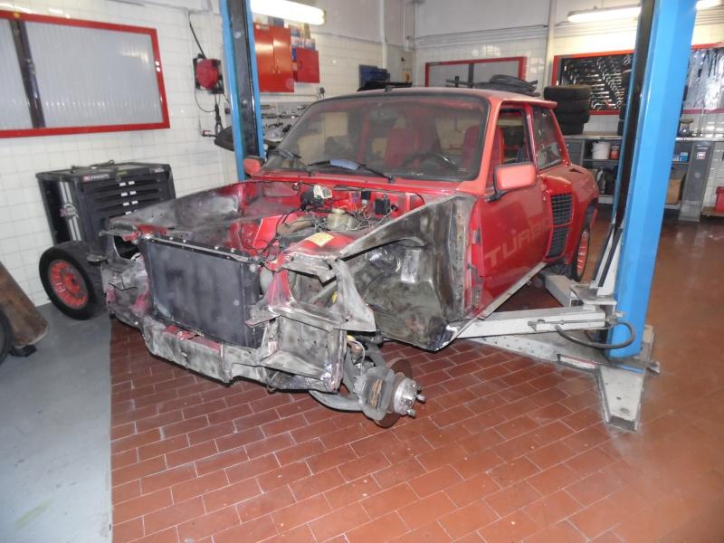 Lancement de la Restauration d'une Turbo... - Page 12 Sam_0645