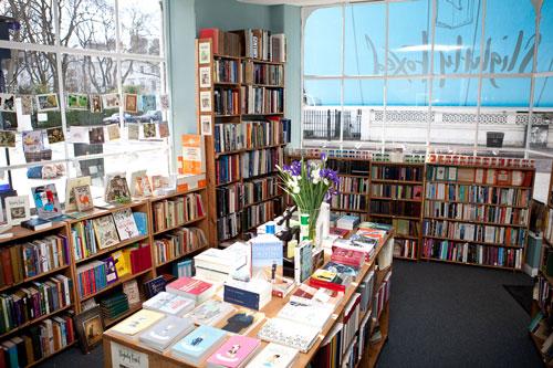 Les meilleures librairies de Londres Slight10