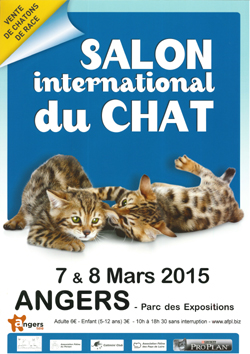 ANGERS, Salon international du chat, 7 et 8 mars 2015 160ang10
