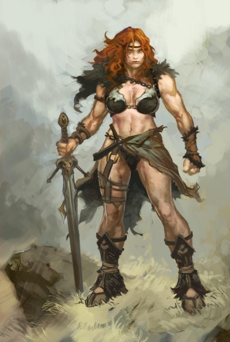Costumes GN Conan  Barbar10