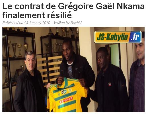 [9] Grégoire Gael NKAMA - Page 4 20150117