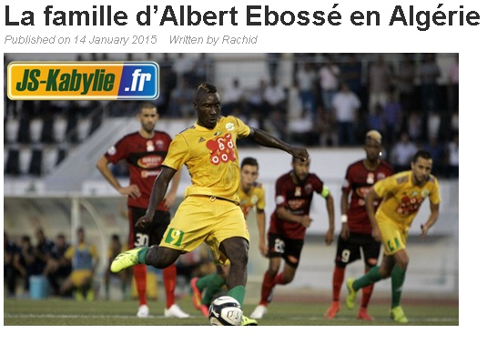 "Affaire ""Albert EBOSSE"" (Sanctions FAF+CAF) - Page 14 20150120"