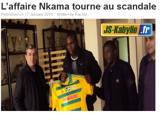 [9] Grégoire Gael NKAMA - Page 4 20150127