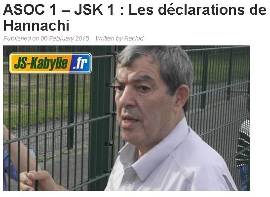 News de la JSKabylie (4) - Page 3 20150216