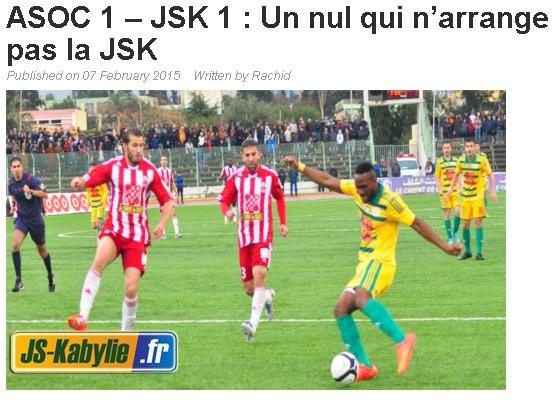 News de la JSKabylie (4) - Page 3 20150217