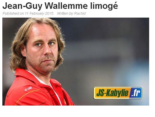 [Entraineur] Jean-Guy WALLEMME - Page 2 20150222