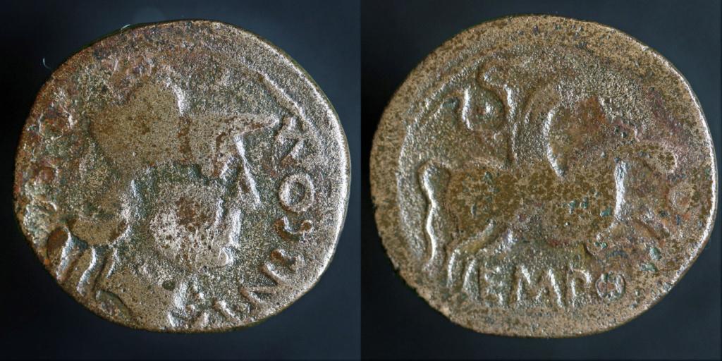 Bronze Indigètes pas courant Ampuri10