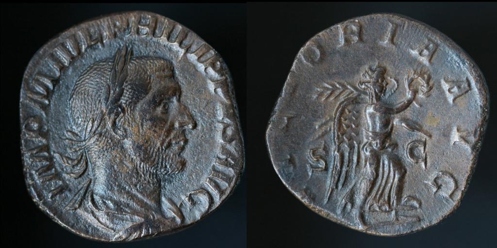 Dupondius Philippe 1 l'arabe Philip11