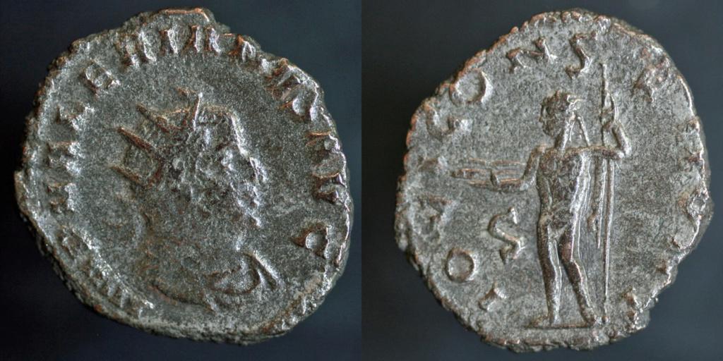 Antoninien hybride de Valerien Valeri10