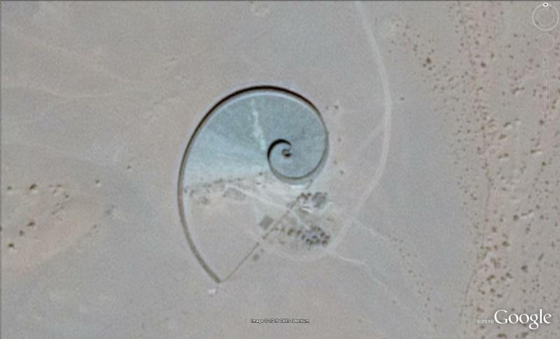 Spirale d'or, Escalier céleste, Cité d'Orion - Maroc Es1a10