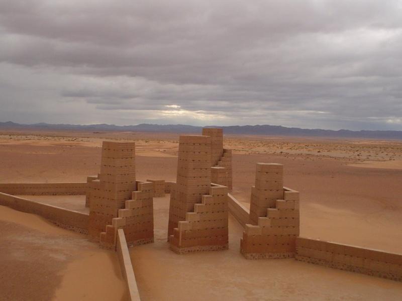 Spirale d'or, Escalier céleste, Cité d'Orion - Maroc Es310