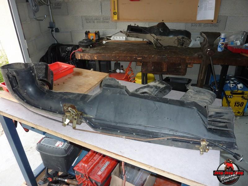 Restauration CJ7 Laredo D alias Maïté - Page 40 P1100815