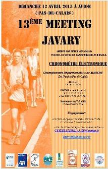 Meeting Javary; Avion (62); 10000, 5000, etc. : 12/04/2015 Javary10