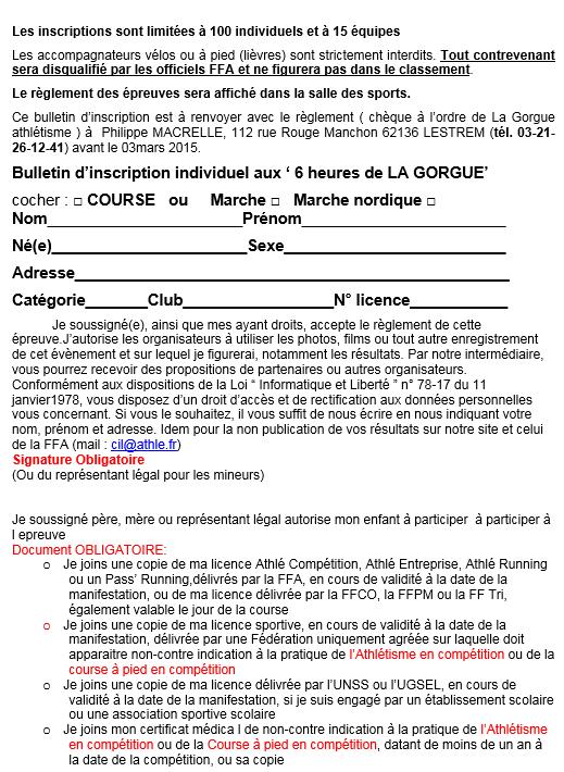 6 heures de La Gorgue (59): 8 mars 2015 Lagorg11