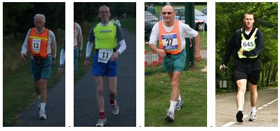 100 miles RWA (épreuve Centurion 1911), GB: 3-4 août 2013 - Page 2 Marche10