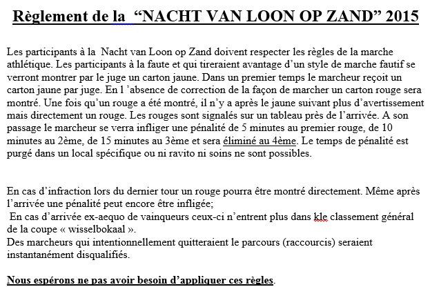 "15h ou 80km ""Nuit de Loon op Zand (NL): 18-19/04/2015 Nloz_211"