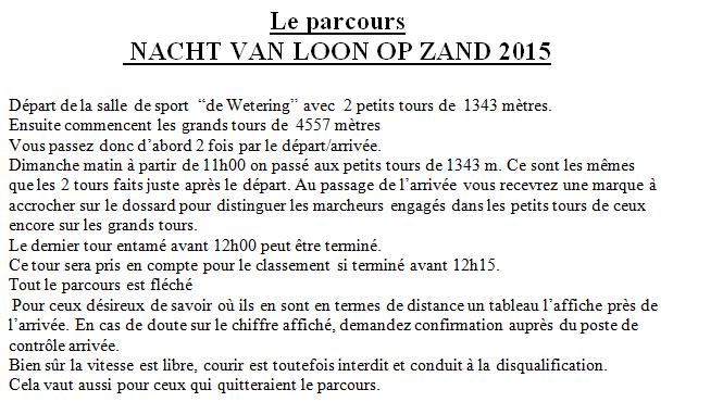 "15h ou 80km ""Nuit de Loon op Zand (NL): 18-19/04/2015 Nloz_212"