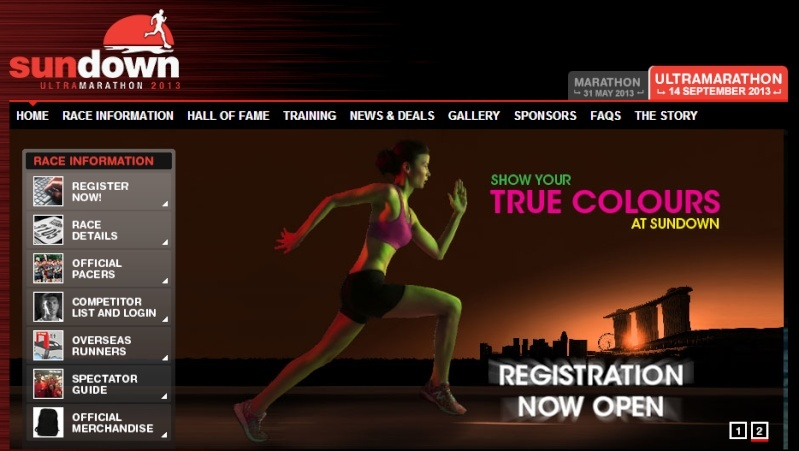 Sundown Ultramarathon, 100km/18h, Singapour: 14-15/9/2013 Sundow10
