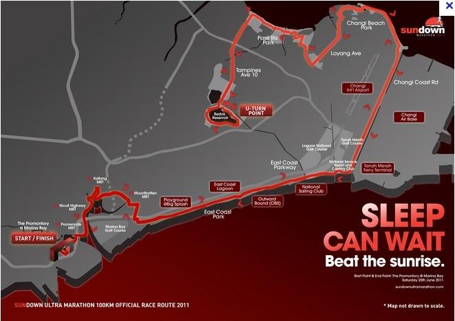 Sundown Ultramarathon, 100km/18h, Singapour: 14-15/9/2013 Sundow11