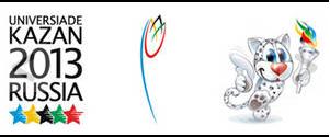 Universiades Kazan 6-17 juillet 2013 Univer12
