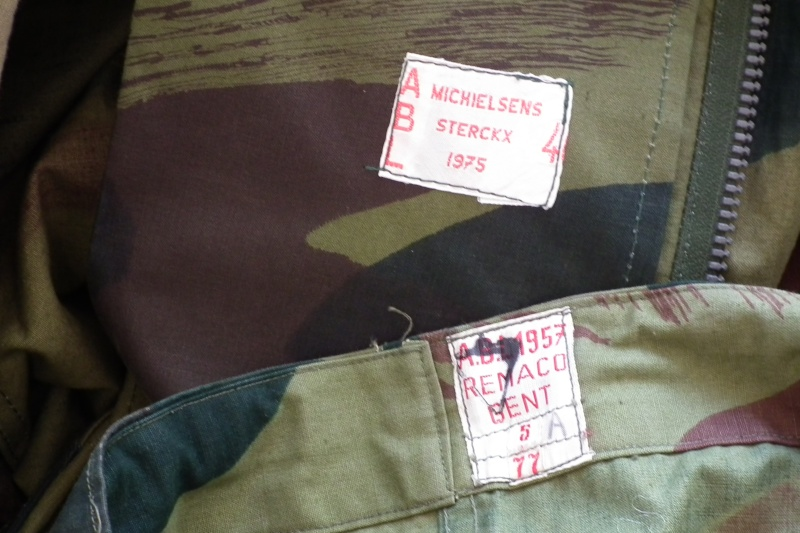What do I have here?  WW2 style UK Windproof smock Dscf1711