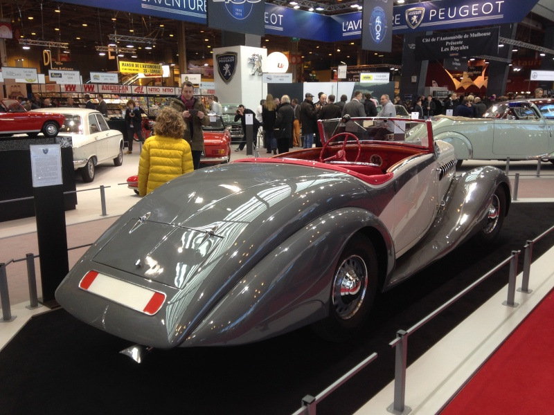 Rétromobile 2015 Img_2856