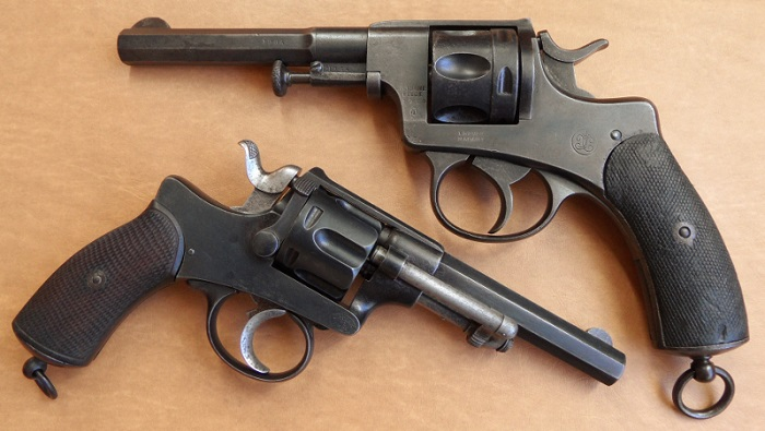 panorama des armes de poing réglementaires en categorie D  700_na10