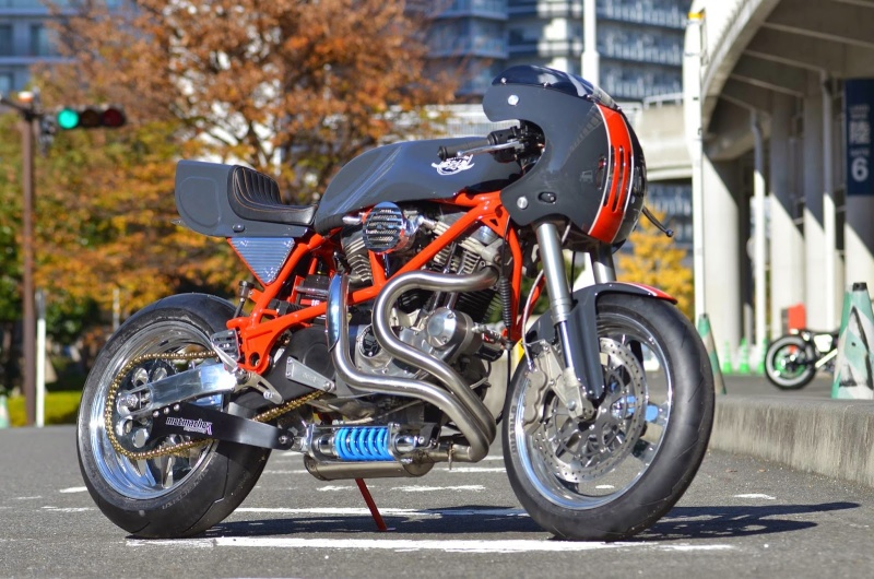 Buell S1 Lightning by Ken's Factory Image11