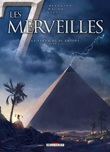 LES 7 MERVEILLES (BD) 97827510