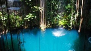 LES CENOTES, PORTES VERS L'AUTRE MONDE... Cenote10