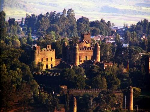 LE CHATEAU FASILIDAS (Ethiopie) Gondar10