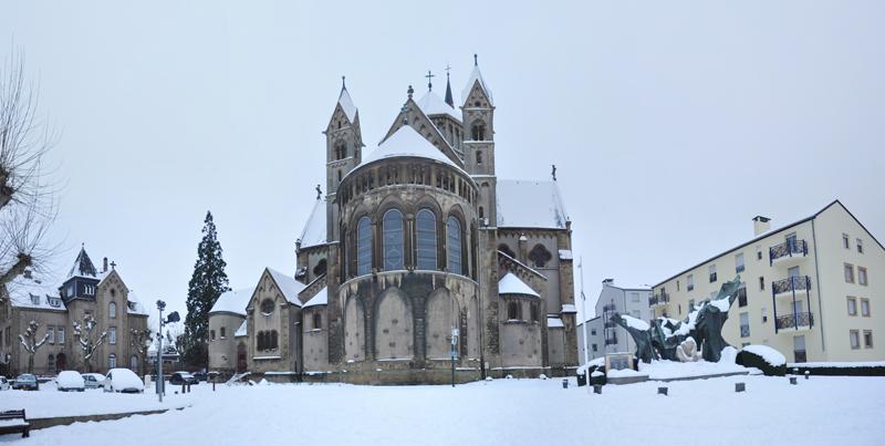 Metz sous la neige. (17/12/2010) Aglise10