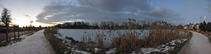 Metz sous la neige. (17/12/2010) Balade10