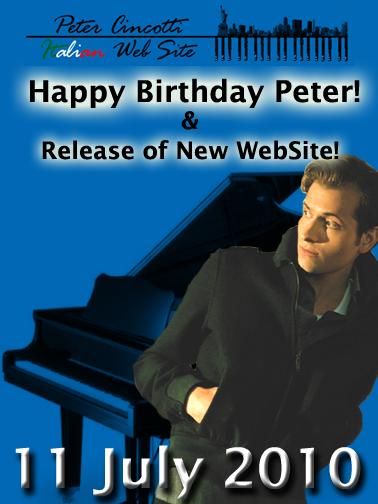 Buon Compleanno Peter! - Qui i vostri Auguri e Messaggi!!!! Banner12