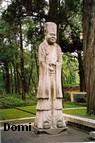La Chine Sac au dos (5) : Trois étudiants dans le Shandong chez Confucius et au Taishan Confuc11